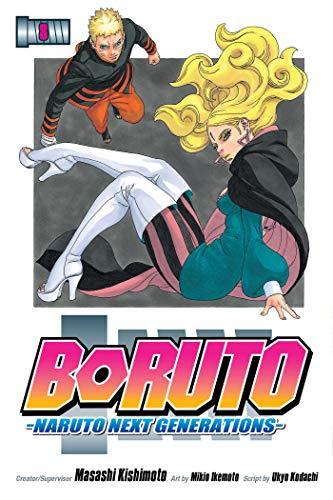 Boruto: Naruto Next Generations, Vol. 8 By Masashi Kishimoto