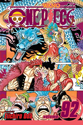 One Piece, Vol. 92 By Eiichiro Oda