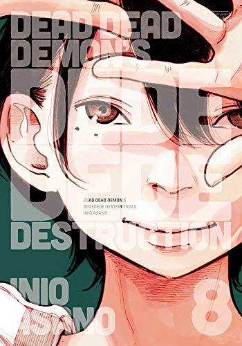 Dead Dead Demon's Dededede Destruction, Vol. 8 By Inio Asano