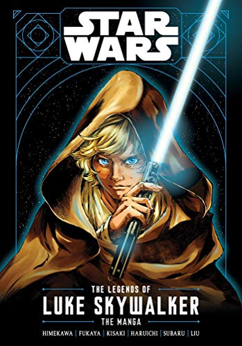 Star Wars: The Legends of Luke Skywalker-The Manga By Akira Himekawa