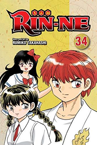 RIN-NE, Vol. 34 By Rumiko Takahashi