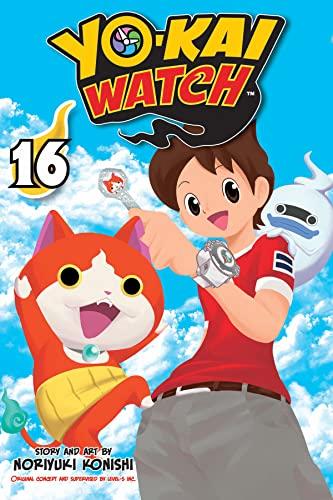 YO-KAI WATCH, Vol. 16 By Noriyuki Konishi