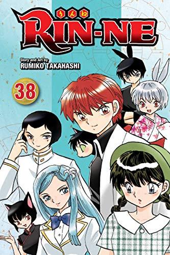 RIN-NE, Vol. 38 By Rumiko Takahashi