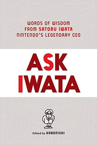 Ask Iwata By Sam Bett