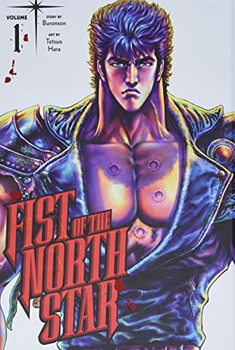Fist of the North Star, Vol. 1 By Buronson
