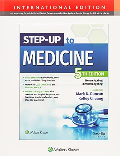 Step-Up to Medicine By Dr. Steven Agabegi, MD