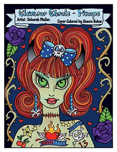 Glamour Ghouls-Pinups By Deborah Muller