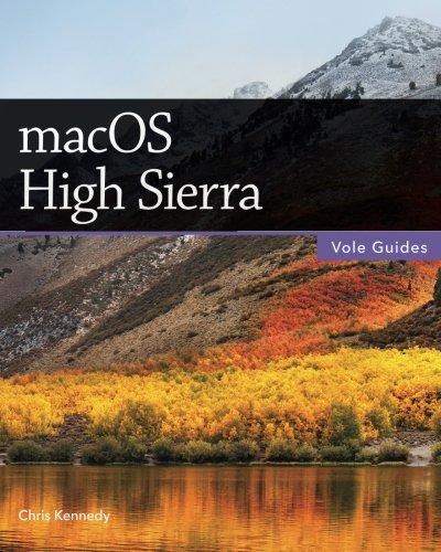 macOS High Sierra By Chris Kennedy