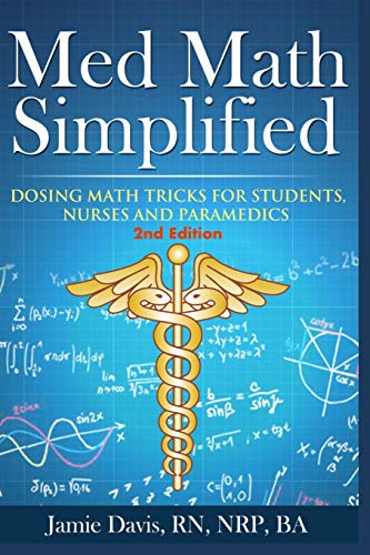 Med Math Simplified - Second Edition By Jamie Davis