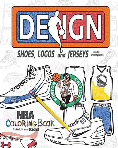 NBA Design By Anthony Curcio