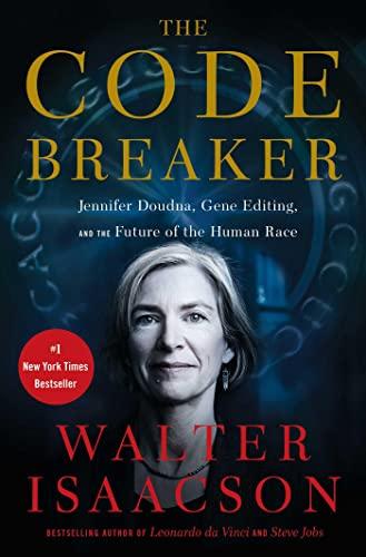 The Code Breaker von Walter Isaacson