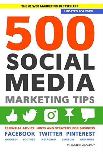 500 Social Media Marketing Tips By Andrew Macarthy