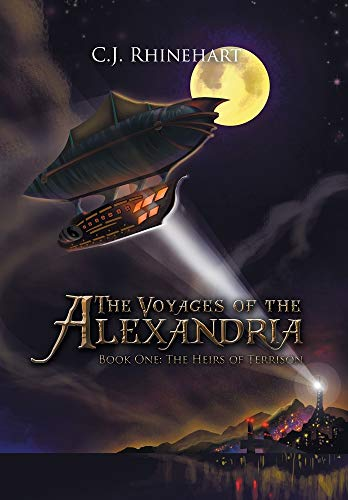 The Voyages of the Alexandria By C J Rhinehart