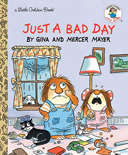 LGB Just a Bad Day By Mercer Mayer