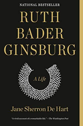 Ruth Bader Ginsburg von Jane Sherron De Hart