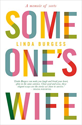 Someone'S Wife By Linda Burgess