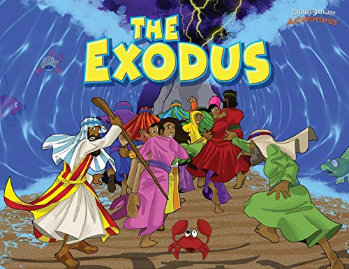The Exodus By Bible Pathway Adventures