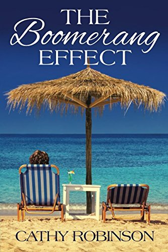 The Boomerang Effect: Be transported to the Greek Island of Skiathos with this feel-good holiday read in which things aren't always how they first appear. By Cathy Robinson