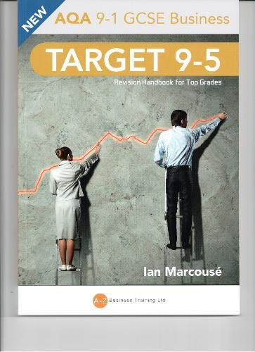 Target 9-5 AQA Business By Ian Marcouse