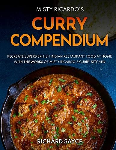 Curry Compendium By Richard Sayce
