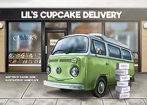 Lil's Cupcake Delivery By Rachel Jane