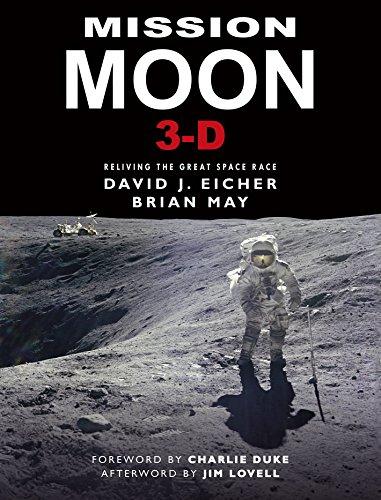 Mission Moon 3-D By David Eicher
