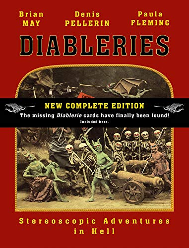 Diableries: The Complete Edition By Brian May