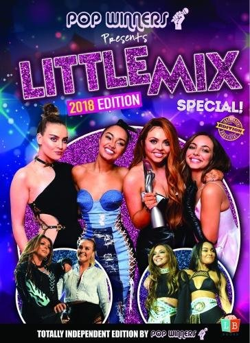 Little Mix Special by PopWinners 2018 Edition (Annual 2018)