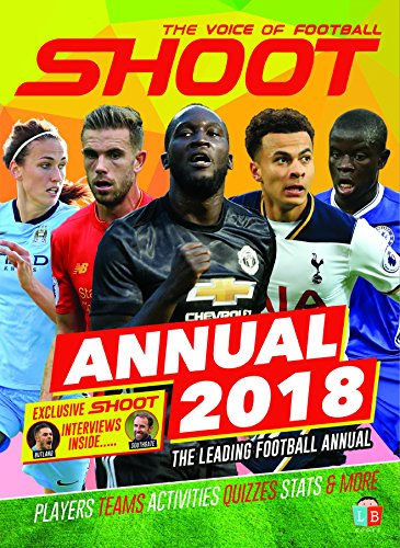 Shoot Annual 2018 by