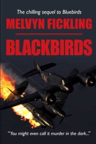 Blackbirds By Melvyn Fickling