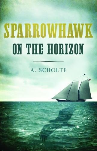 Sparrowhawk on the Horizon By A. Scholte