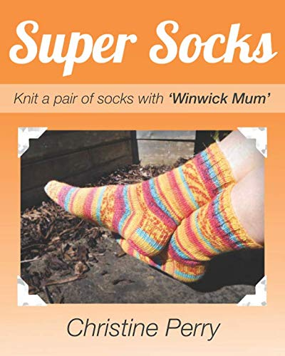 Super Socks By Christine Perry