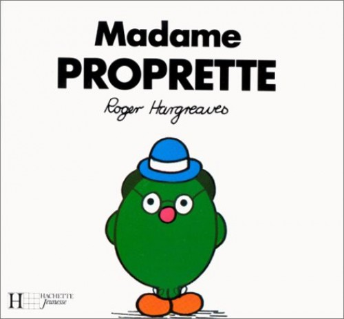 Madame Proprette By Roger Hargreaves
