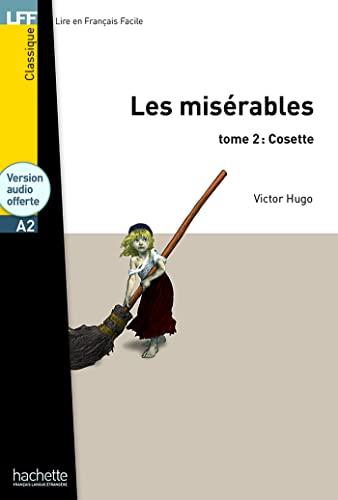 Les Miserables (Cosette) - Livre & CD audio MP3 By Victor Hugo