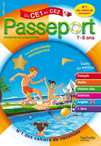 Passeport De CE1 au CE2 By Dominique Jenner-Scarmure