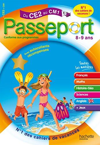 Passeport Du CE2 au CM1 By Dominique Jenner-Scarmure