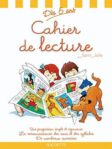 Cahier de lecture avec Sami et Julie By Adeline Cecconello