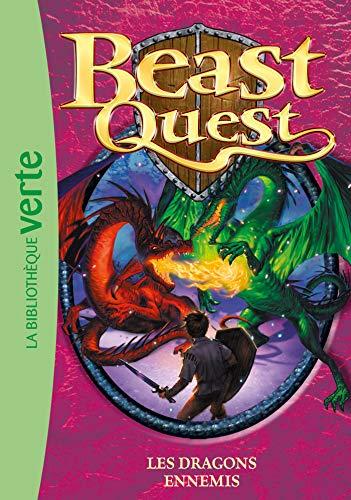Beast Quest 08 - Les dragons ennemis (Beast Quest (8)) By Adam Blade