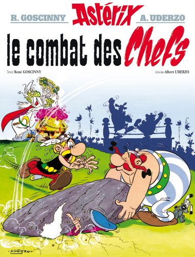 Le combat des chefs By Rene Goscinny