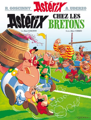 Asterix chez les Bretons von Rene Goscinny