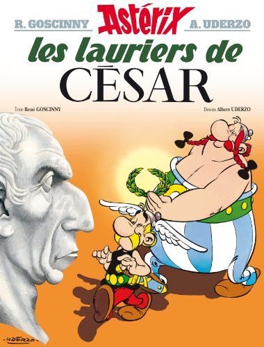 Les lauriers de Cesar von Rene Goscinny