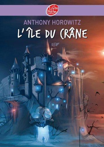 David Eliot - Tome 1 - L'Ile Du Crane By Anthony Horowitz