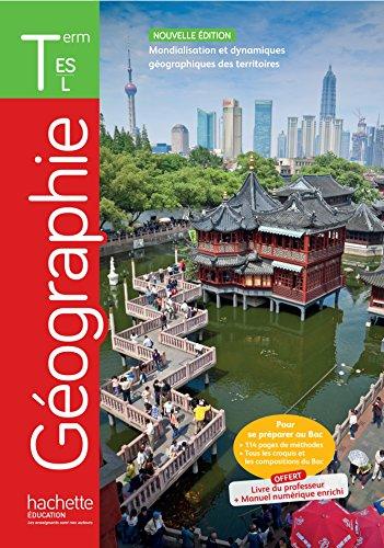 Geographie Terminales ES/L By Anne Gasnier