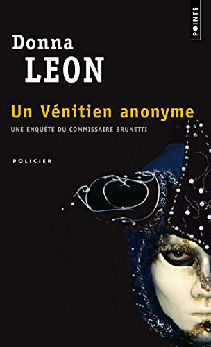 Un V'Nitien Anonyme By Donna Leon