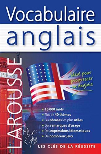 Larousse Vocabulaire anglais (Bilingue anglais) By Mathilde Pyskir