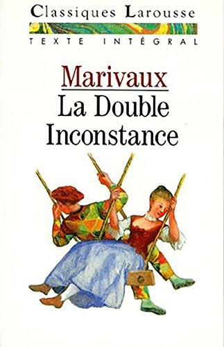 La Double Inconstance by Marivaux