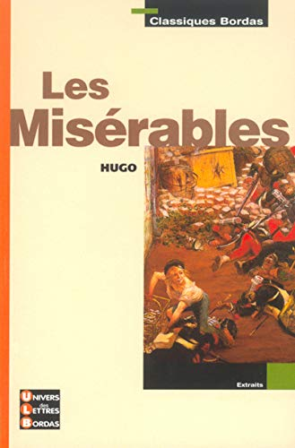 MISERABLES (Classiques Bordas) By Victor Hugo
