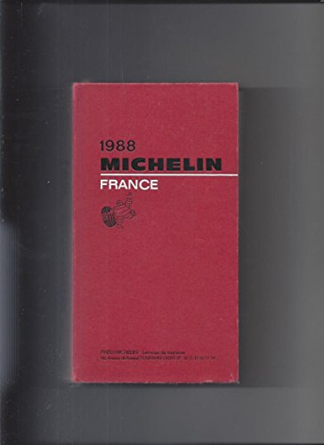 Michelin Red Guide By Michelin Travel Publications