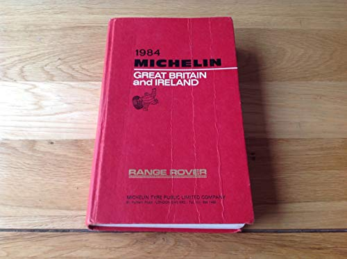 Michelin Red Guide: Great Britain and Ireland By Michelin Travel Publications