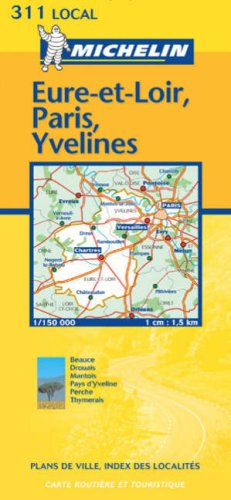 Eure-et-Loir/Paris/Yvelines: 2003 by